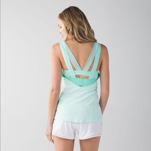 Lululemon Super Sport Tank Top